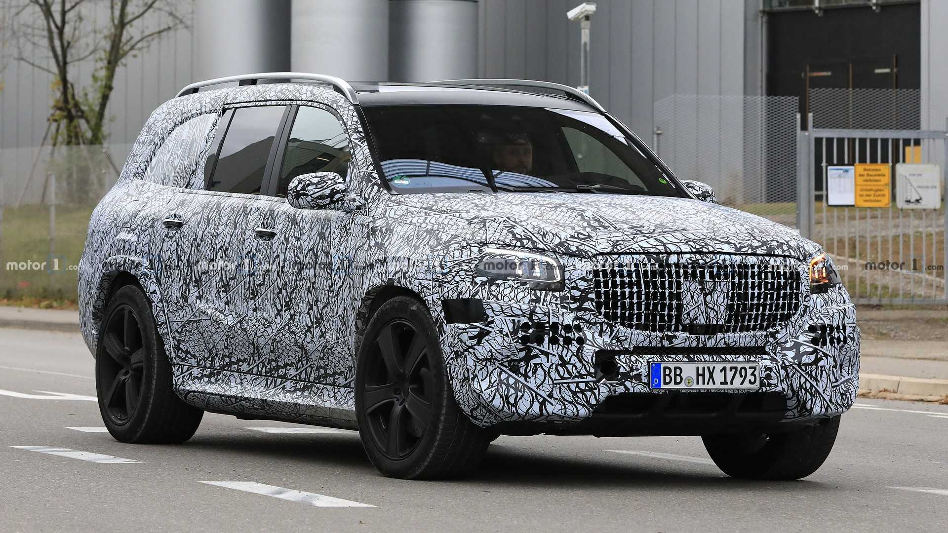 89 New Mercedes Maybach Gls 2019 Spesification
