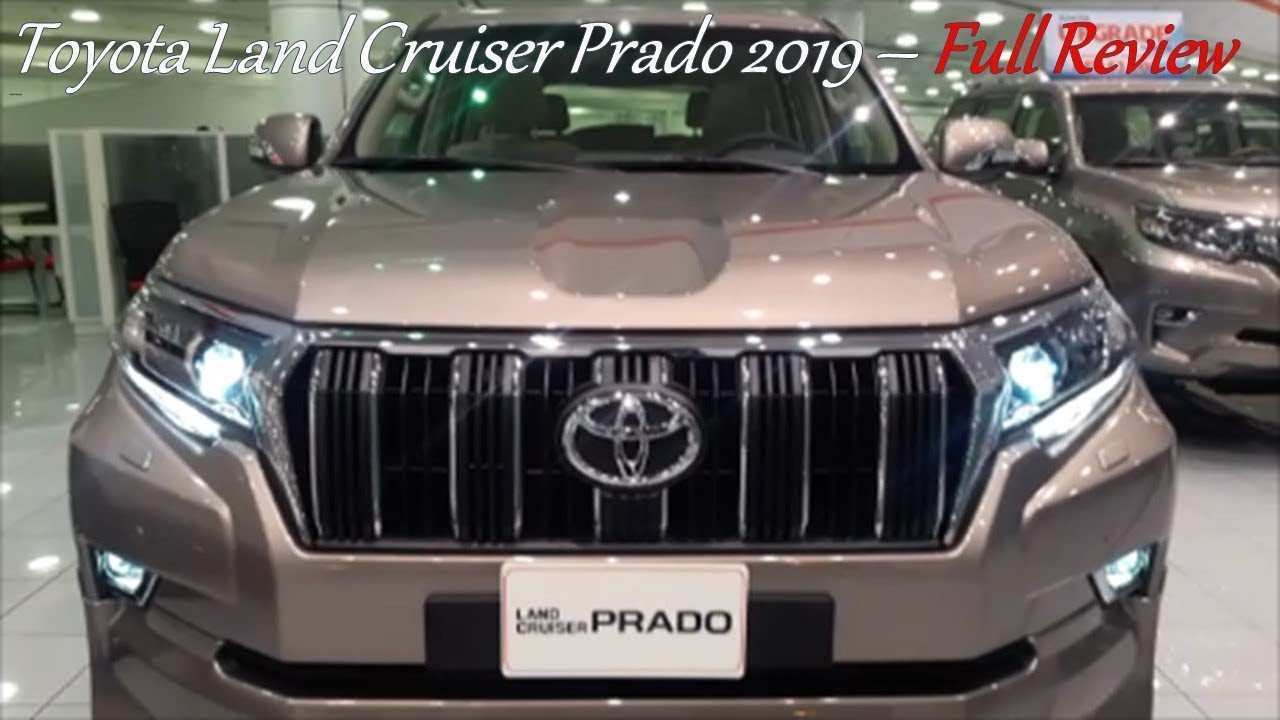 89 New Prado Toyota 2019 Concept And Review