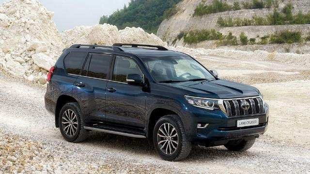 89 New Prado Toyota 2019 New Review