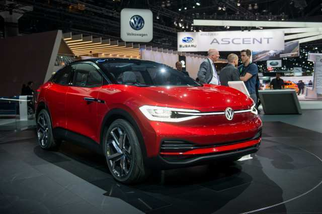 89 New Volkswagen 2019 Electric Price And Release Date