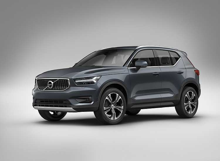 89 New Volvo 2019 Xc40 Review Pictures