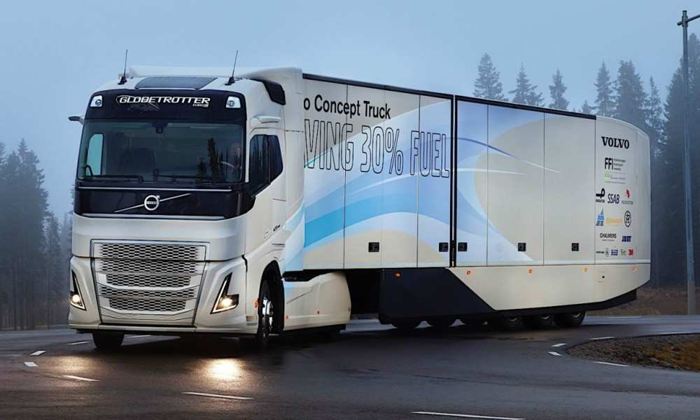 89 New Volvo Electric Truck 2019 Pictures