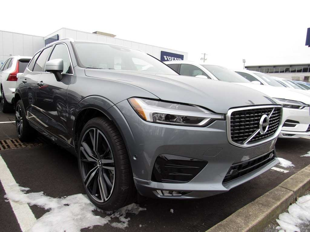89 New Volvo Xc60 2019 Osmium Grey Model
