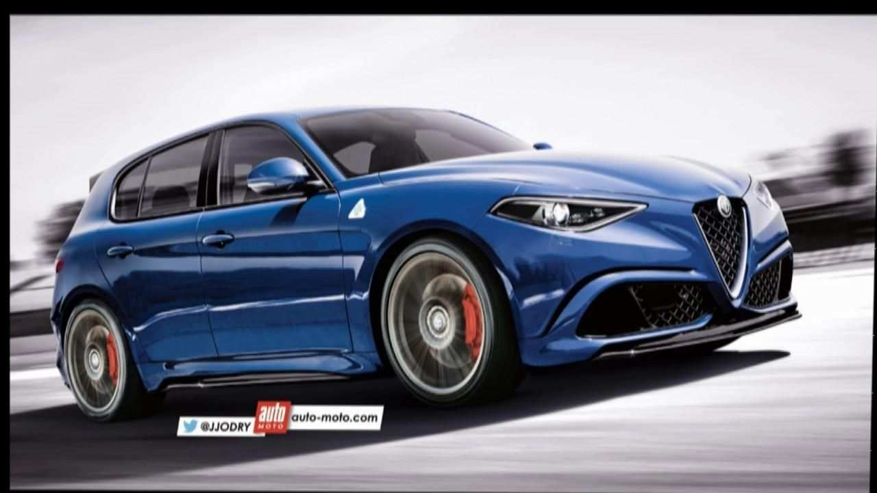 89 The 2019 Alfa Romeo Giulietta Spesification