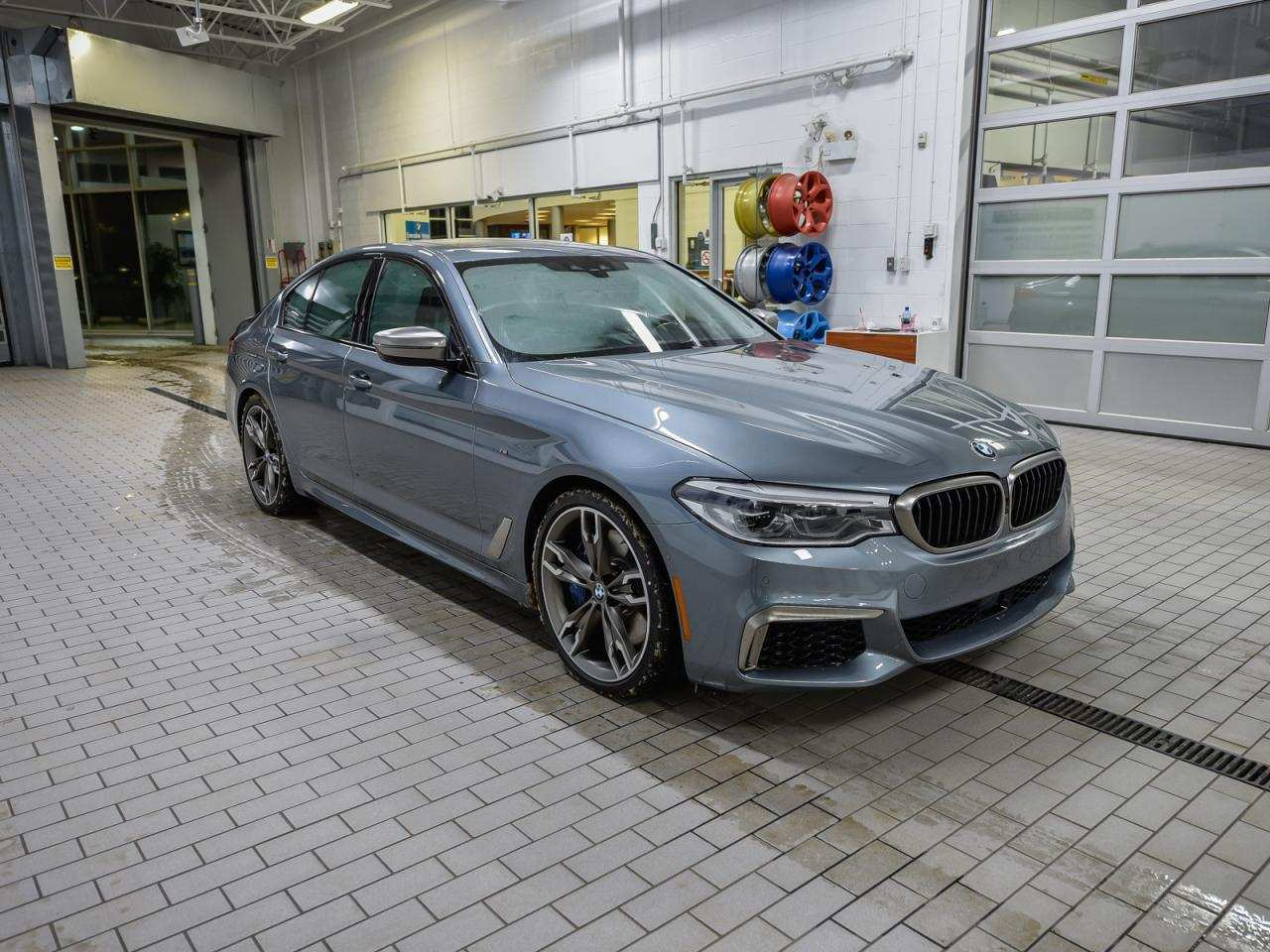 89 The 2019 BMW 550I New Concept