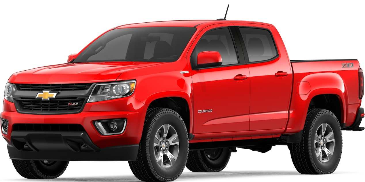 89 The 2019 Chevrolet Colorado Specs