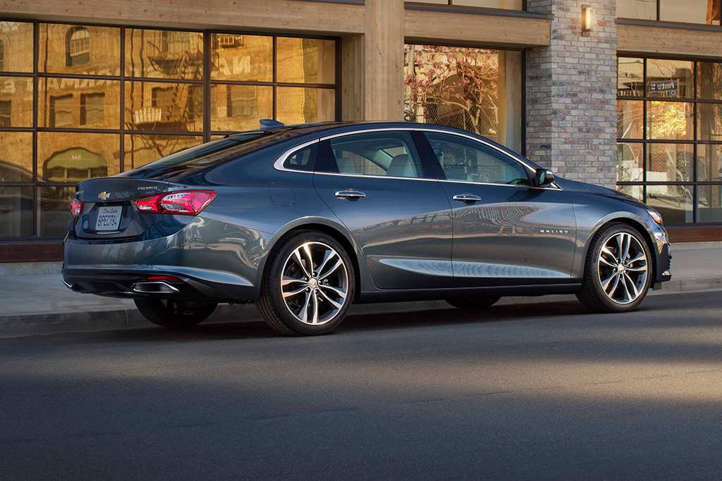 89 The 2019 Chevrolet Malibu New Model And Performance