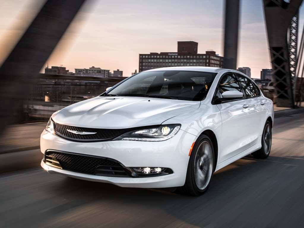 89 The 2019 Chrysler 200 Price And Release Date