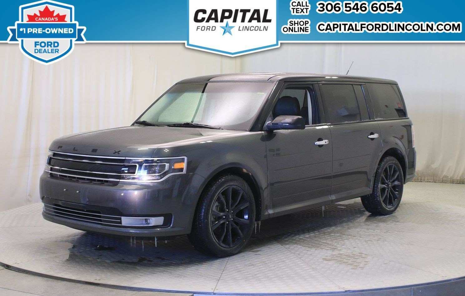 89 The 2019 Ford Flex S Specs