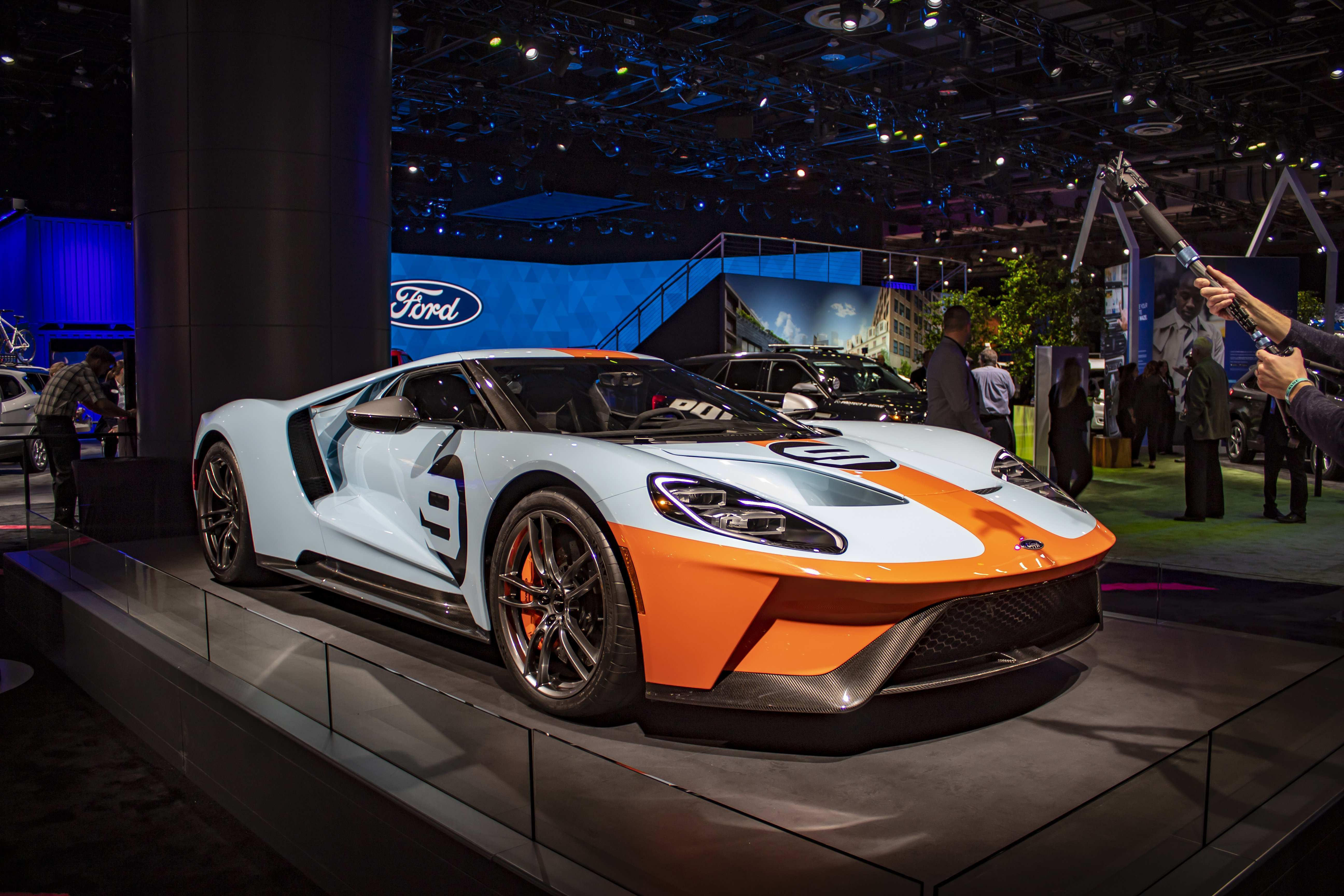 89 The 2019 Ford Gt Supercar Ratings