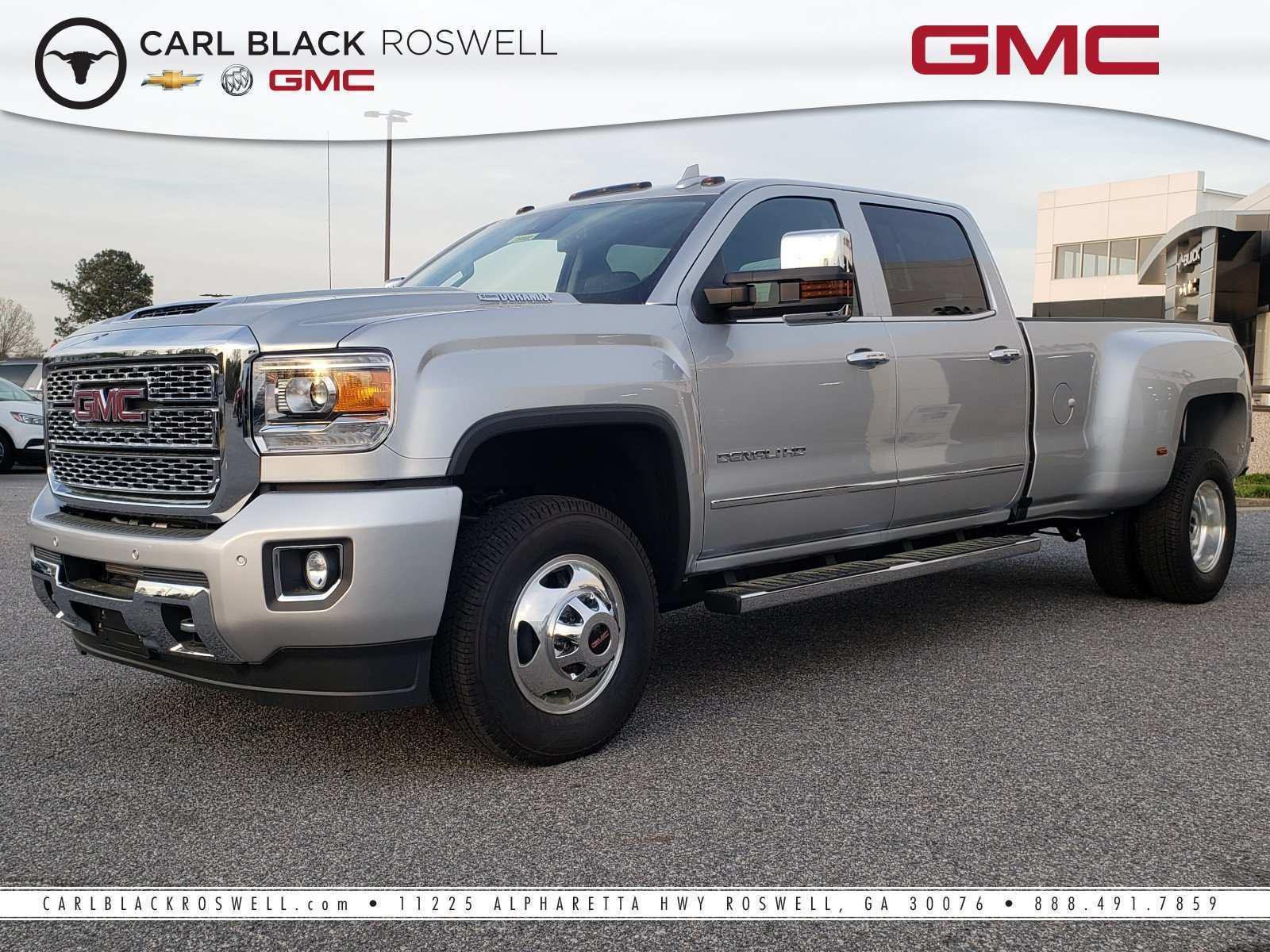 89 The 2019 GMC Denali 3500Hd Engine