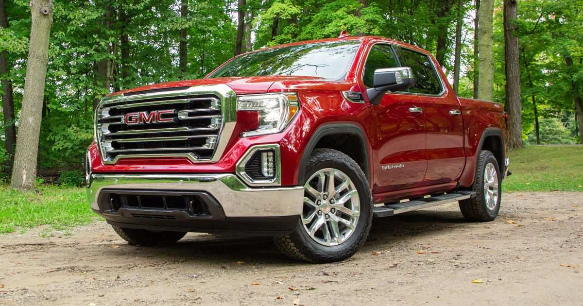 89 The 2019 GMC Sierra 1500 Diesel History