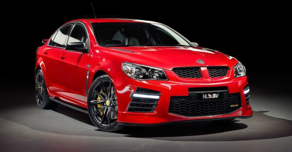 89 The 2019 Holden Commodore Gts Model