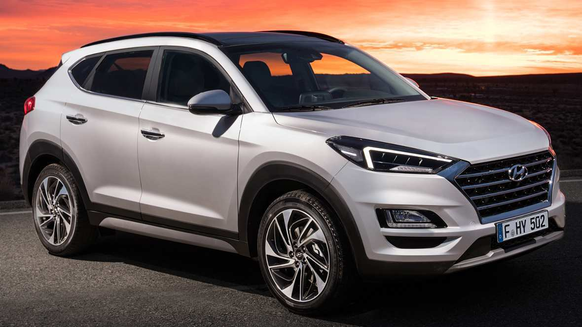89 The 2019 Hyundai Tucson Release Date