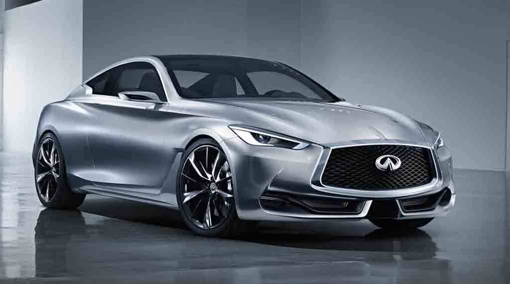 89 The 2019 Infiniti Q60 Coupe Concept