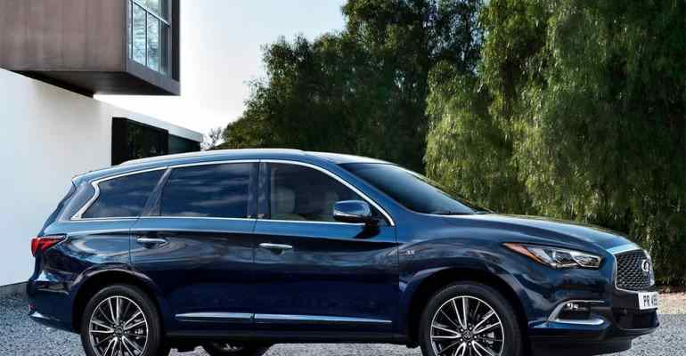 89 The 2019 Infiniti QX60 Hybrid Configurations