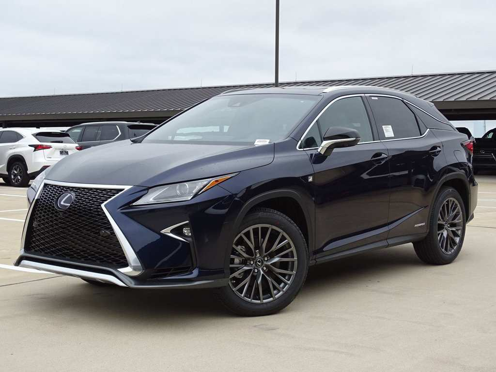89 The 2019 Lexus RX 450h Release Date And Concept