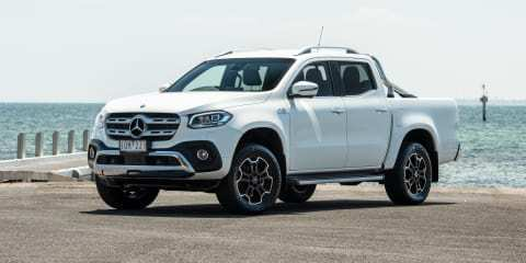 89 The 2019 Mercedes Benz X Class Performance And New Engine