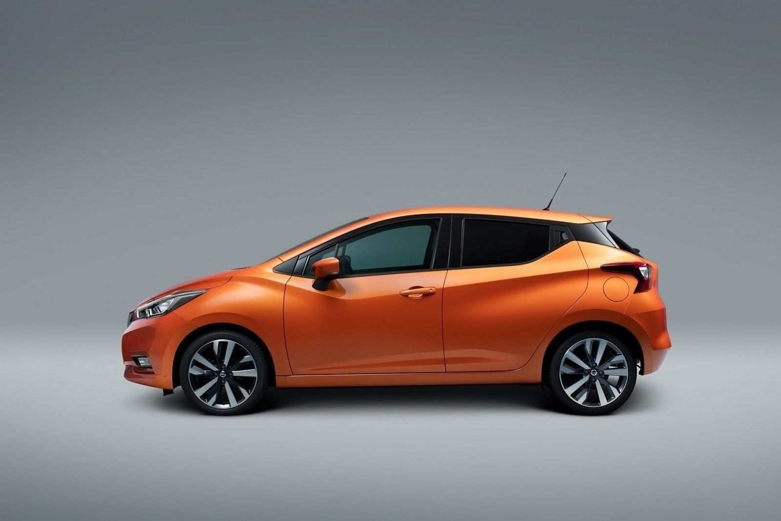 89 The 2019 Nissan March Mexico Columbia Concept