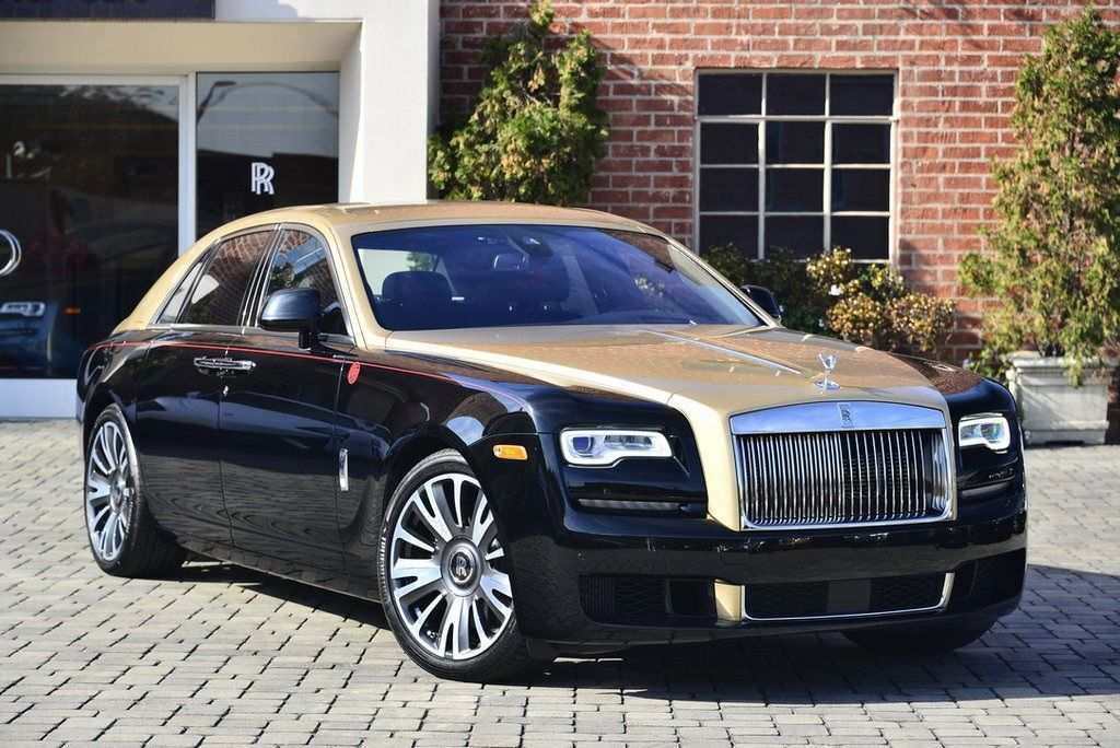89 The 2019 Rolls Royce Phantoms First Drive