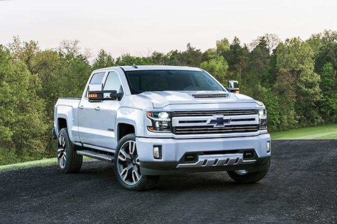 89 The 2019 Silverado Hd Research New