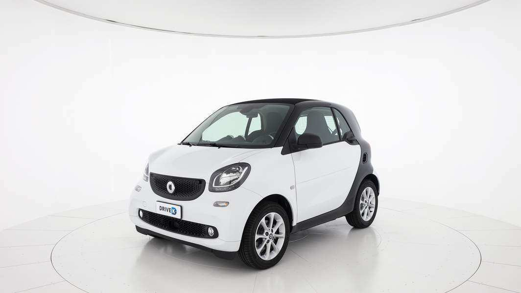 89 The 2019 Smart Fortwos Spesification