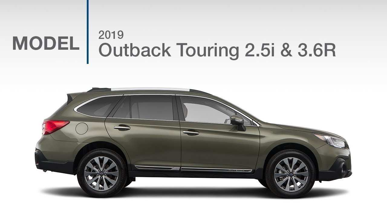 89 The 2019 Subaru Outback Speed Test