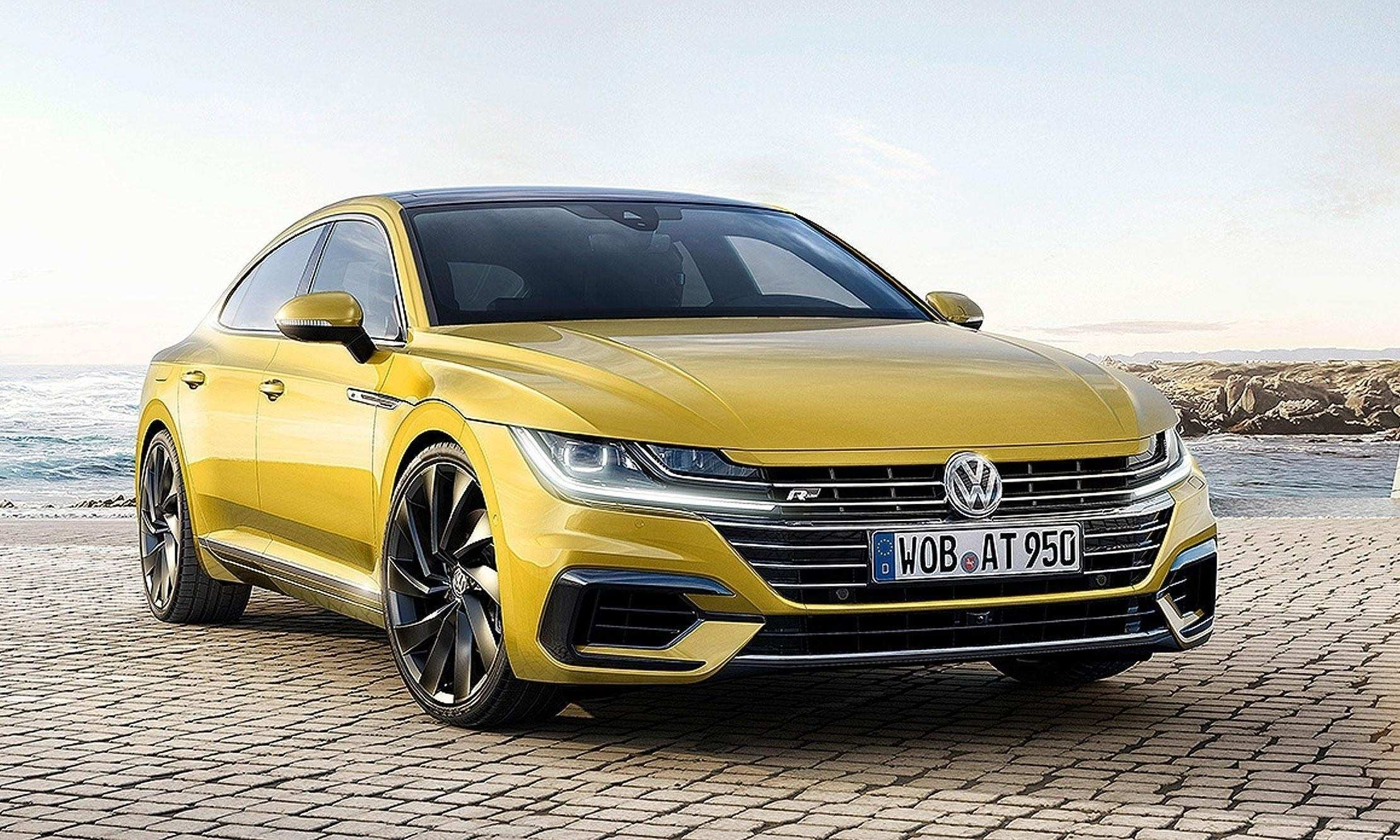 89 The 2019 The Next Generation VW Cc Images