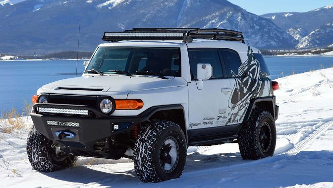 89 The 2019 Toyota FJ Cruiser Overview