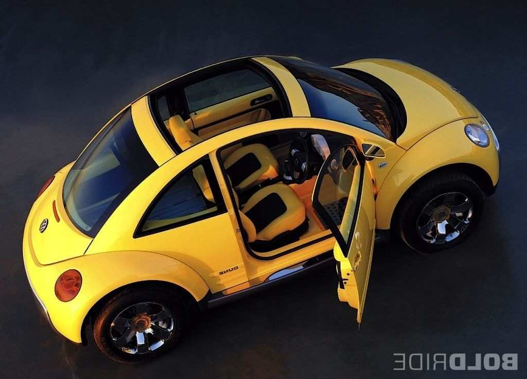 89 The 2019 Volkswagen Beetle Dune Wallpaper