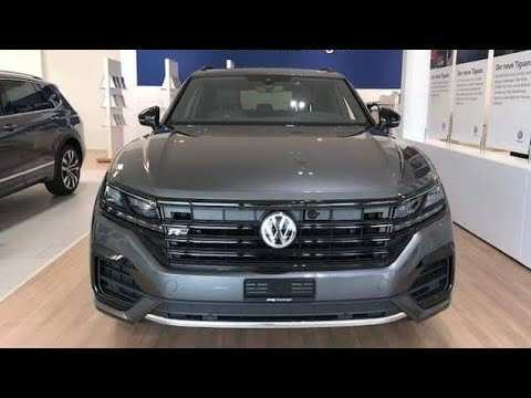 89 The 2019 Volkswagen Touareg Performance And New Engine