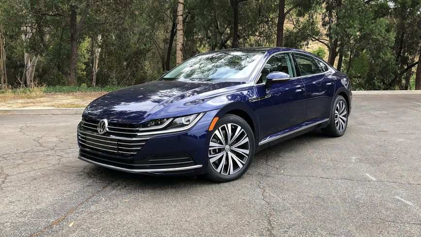 89 The 2019 Vw Cc Interior
