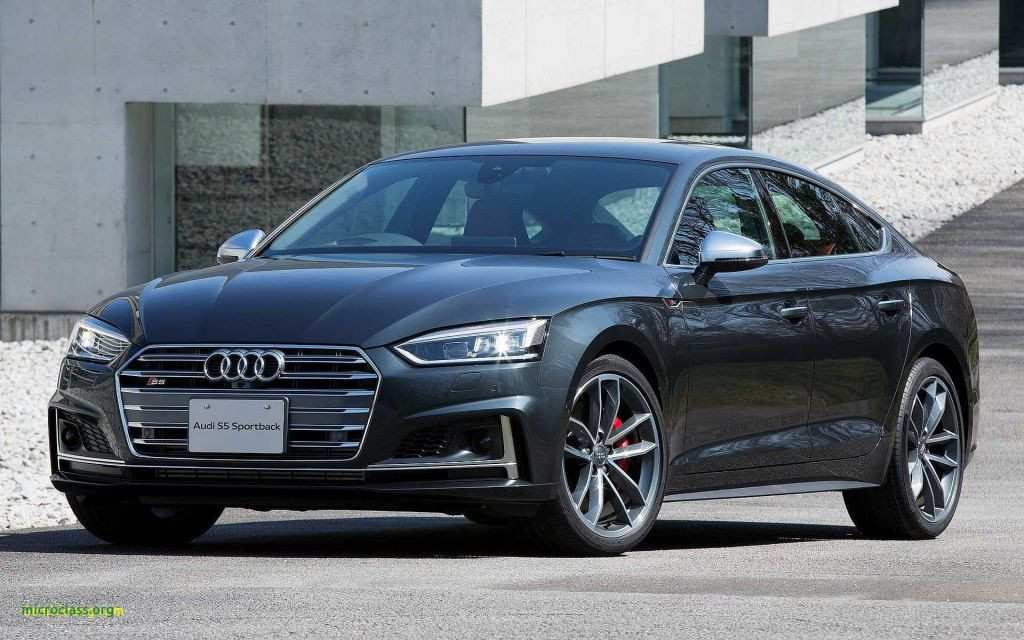 89 The 2020 Audi A5s History