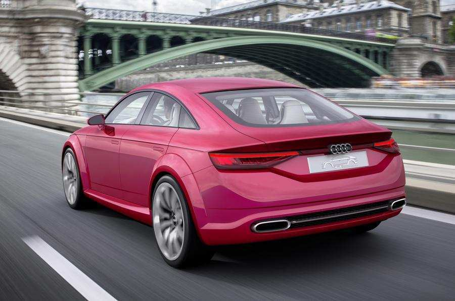 89 The 2020 Audi TTS New Concept