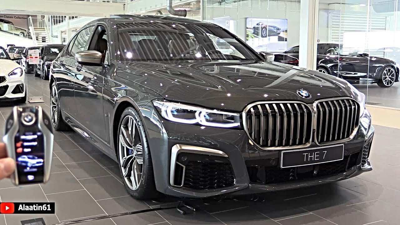 89 The 2020 BMW 7 Series Concept