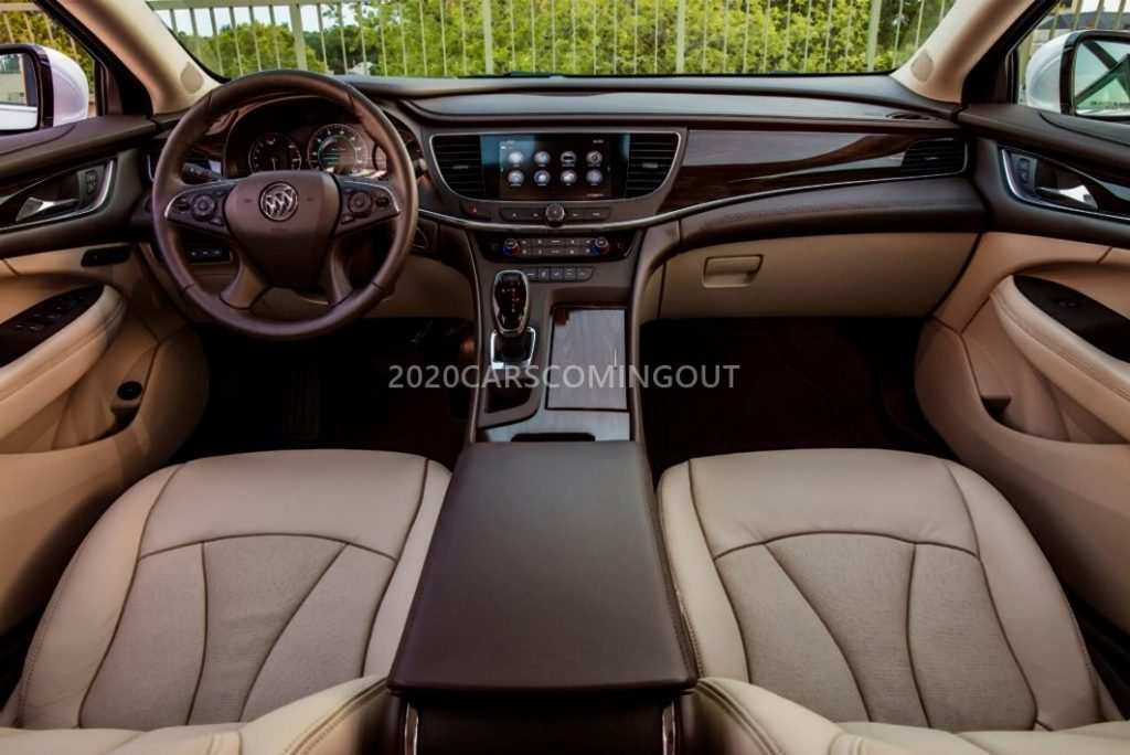 89 The 2020 Buick Enclave Exterior And Interior