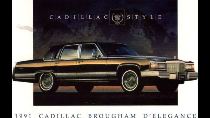 89 The 2020 Cadillac Fleetwood Series 75 Configurations