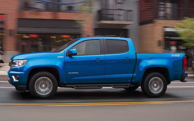 89 The 2020 Chevy Colorado Specs And Review