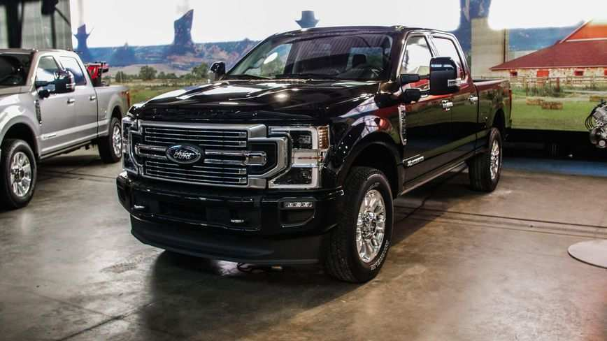 89 The 2020 Ford Super Duty Release