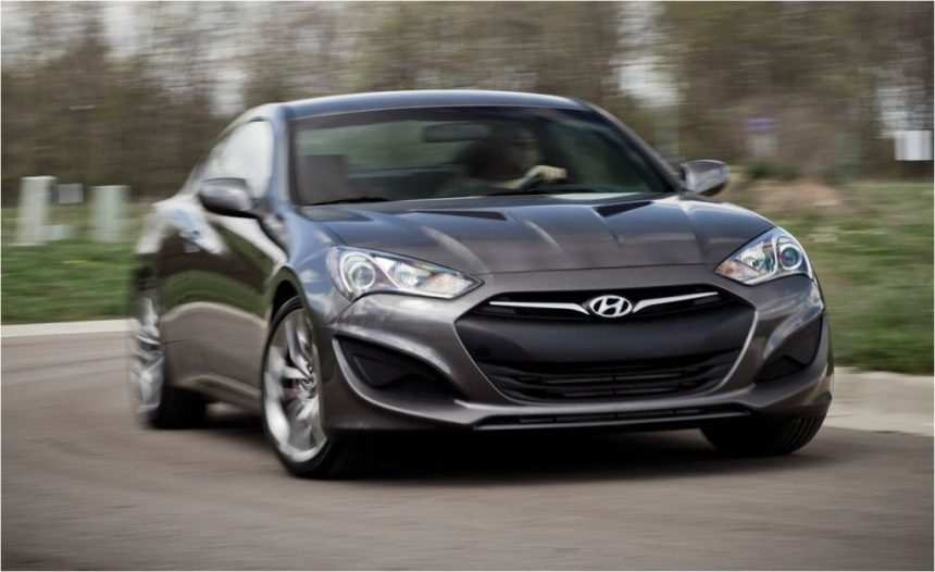 89 The 2020 Hyundai Genesis Coupe Picture