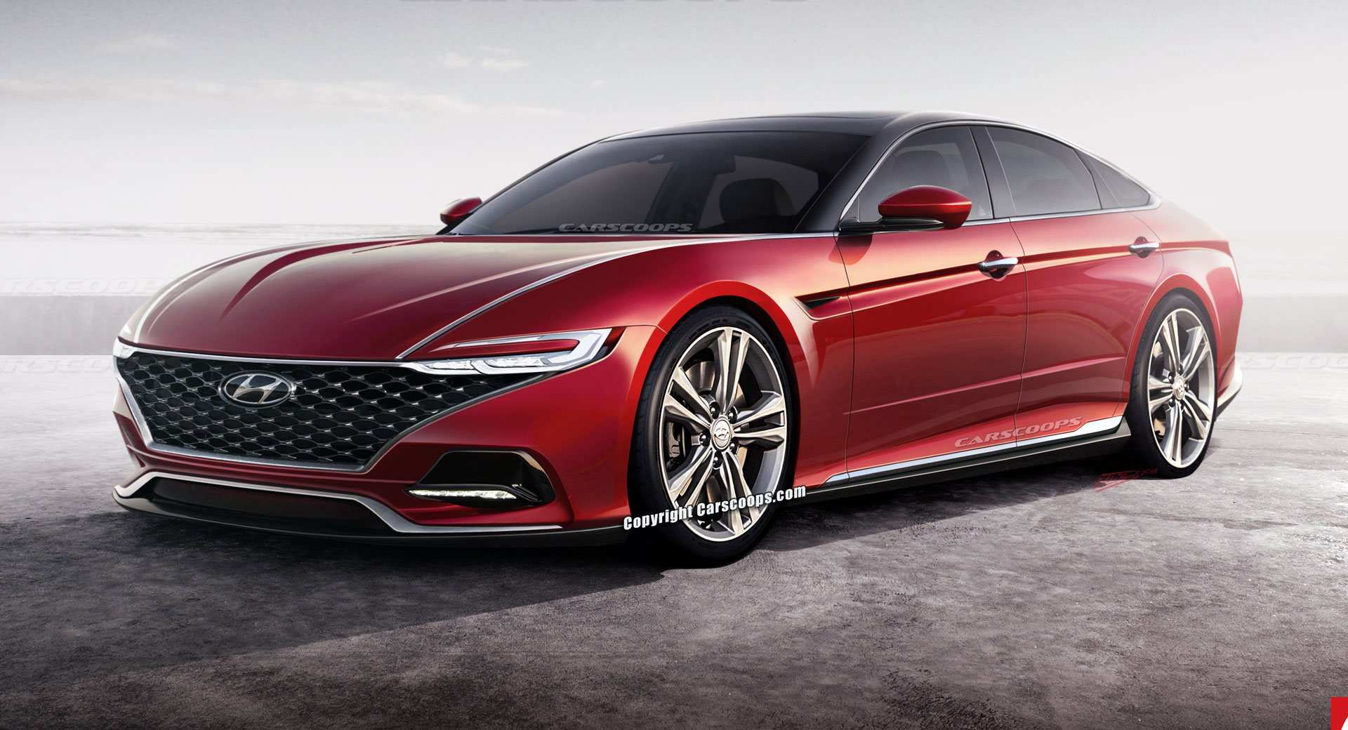 89 The 2020 Hyundai Sonata Redesign Exterior And Interior