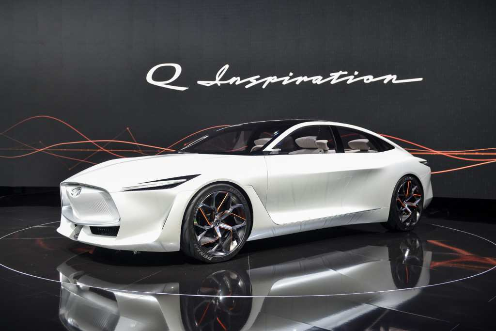 89 The 2020 Infiniti Electric Configurations