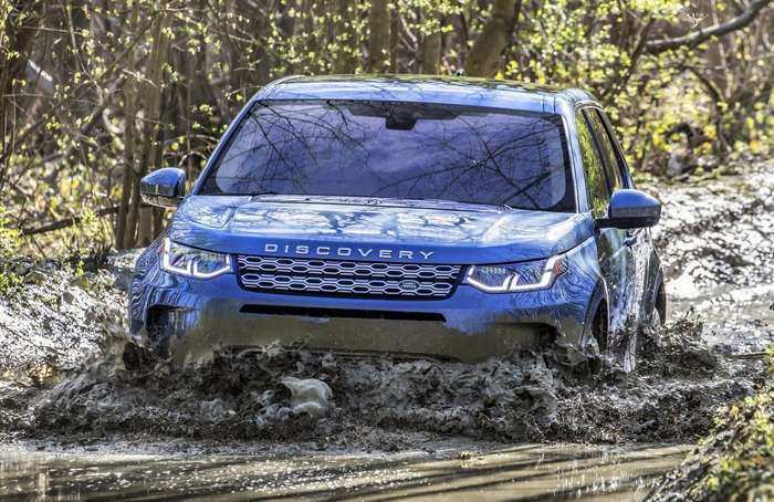 89 The 2020 Land Rover Discovery Sport Picture