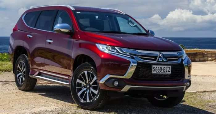 89 The 2020 Mitsubishi Montero Sport Redesign And Review