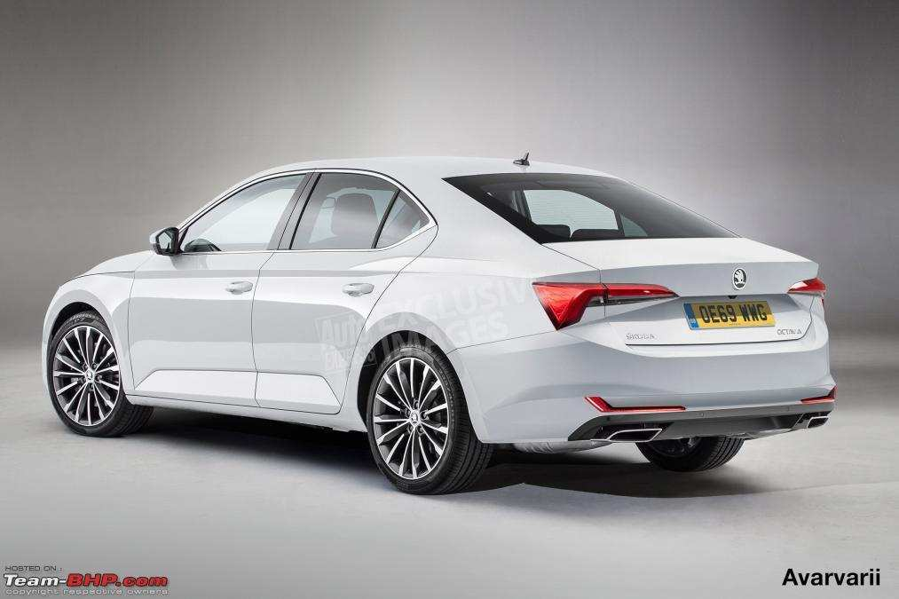 89 The 2020 New Skoda Superb Release Date And Concept