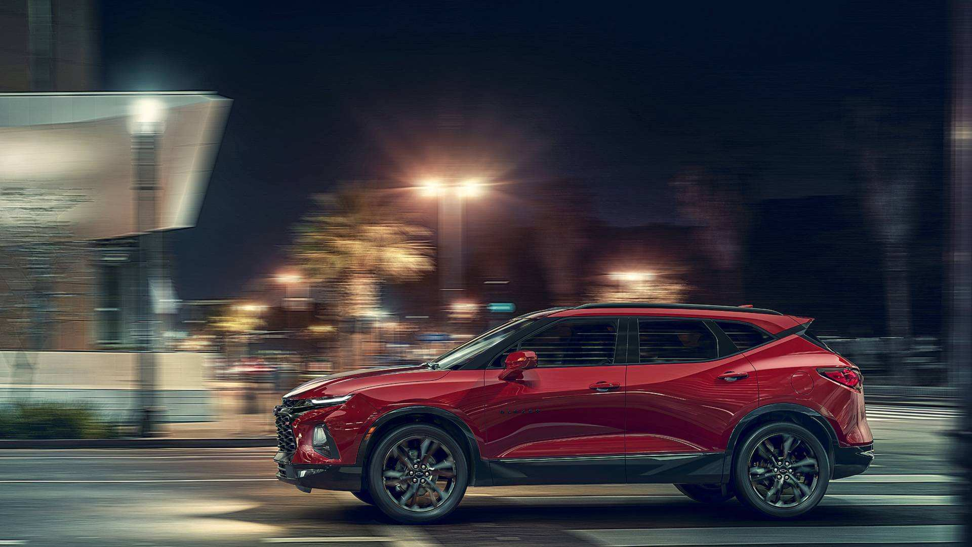 89 The 2020 The Chevy Blazer Images