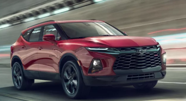 89 The 2020 The Chevy Blazer Release Date And Concept