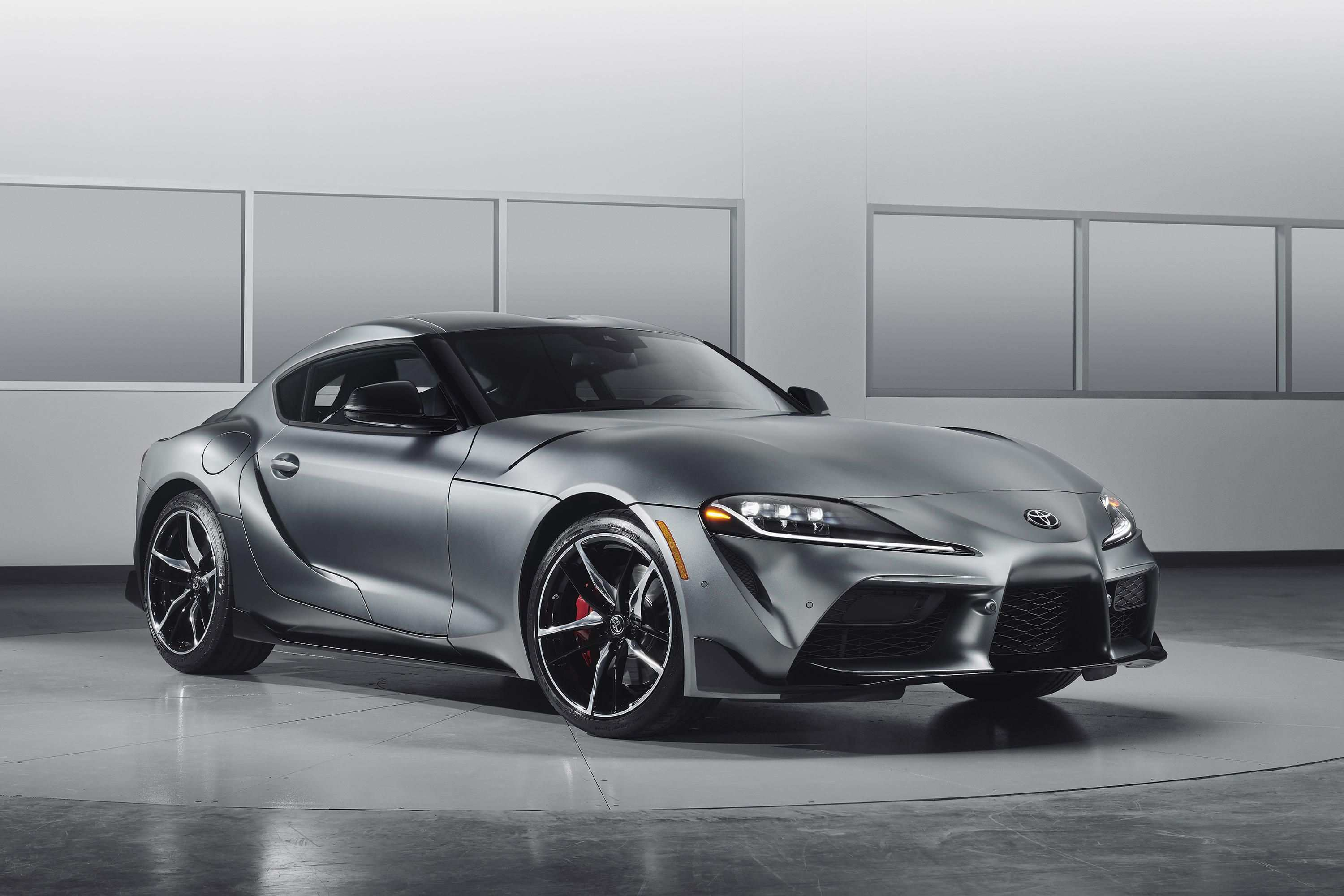 89 The 2020 Toyota Supra Engine