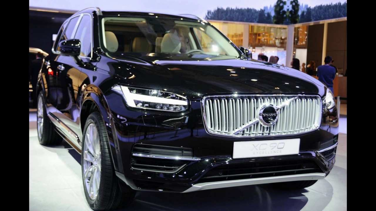 89 The 2020 Volvo XC90 Performance And New Engine