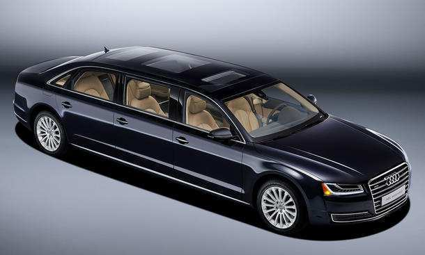 89 The Audi A8 Exterior And Interior